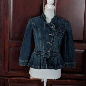 DKNY Jeans jean jacket size medium